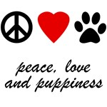 Peace, Love and Puppiness