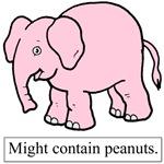 Peanuts Elephant