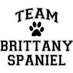 Team Brittany Spaniel T-Shirts