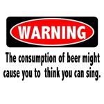 Beer Warning