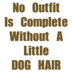 A Little Dog Hair