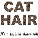 Cat Hair T-Shirts
