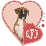 Best Friends Forever Boxer