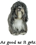 Good Tibetan Terrier T-Shirts