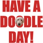 Doodle Day Goldendoodle T-Shirt