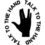 Star Trek Talk To The Hand