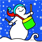 More Snowman Band