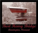 Burt Henry Covered Bridge