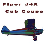 Piper Cub Coupe