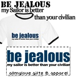 Be Jealous My Sailor's Better Than your Civilian