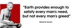 Earth Provides...