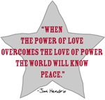 When the Power of Love...