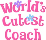 Worlds Cutest Coach Gifts and T-shirts