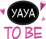 Yaya to Be Butterfly T-shirts and Gifts
