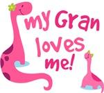 My Gran Loves Me grandchild gifts