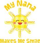 My Nana Makes Me Laugh Kids Apparel