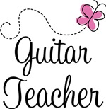 Guitar Teacher School T-shirts