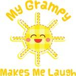 My Grampy Makes Me Laugh Kids Apparel