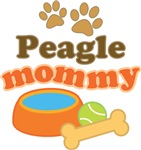 Peagle Mom T-shirts and Gifts