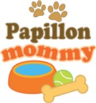 Papillon Mom T-shirts and Gifts