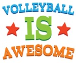 Volleyball Is Awesome T-shirts
