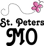St Peters Missouri Tee Shirts and Hoodies