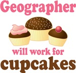 Funny Geographer T-shirts and Gifts