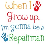 Future Repairman Kids T-shirt