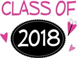 Cute Class of 2018 Pride T-shirts