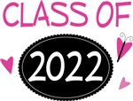 Cute Class of 2022 Pride T-shirts