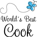 COOK GIFTS - WORLD'S BEST