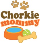 Chorkie Mom T-shirts and Gifts