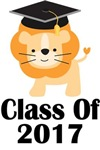 Class of 2017 Lion Graduation Design