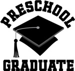 Preschool Graduate Kids T-shirts