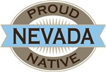 Proud Nevada Native T-shirts