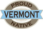 Proud Vermont Native T-shirts
