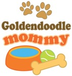 Goldendoodle Mom T-shirts and Gifts