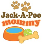 Jack-a-poo Mom T-shirts and Gifts