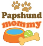 Papshund Mom T-shirts and Gifts