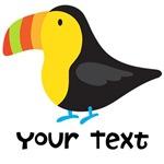 Toucan Bird Cute T-shirts
