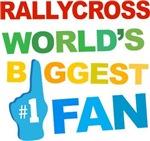 Rallycross Fan Sports T-shirts