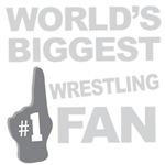 Wrestling Fan Foam Hand Tees