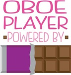 OBOE PLAYER powered by chocolate