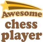 Awesome Chess Player T-shirts