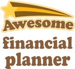 Awesome Financial Planner T-shirts