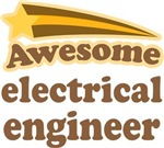 Awesome Electrical Engineer T-shirts