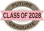Future Class Of 2028 graduate