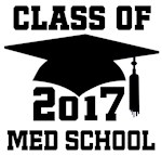 Med School Class Of 2017 Tee Shirts
