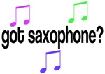 Got Sax T-shirts And Gifts