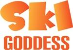 Funny Ski Goddess T-shirts and Gifts